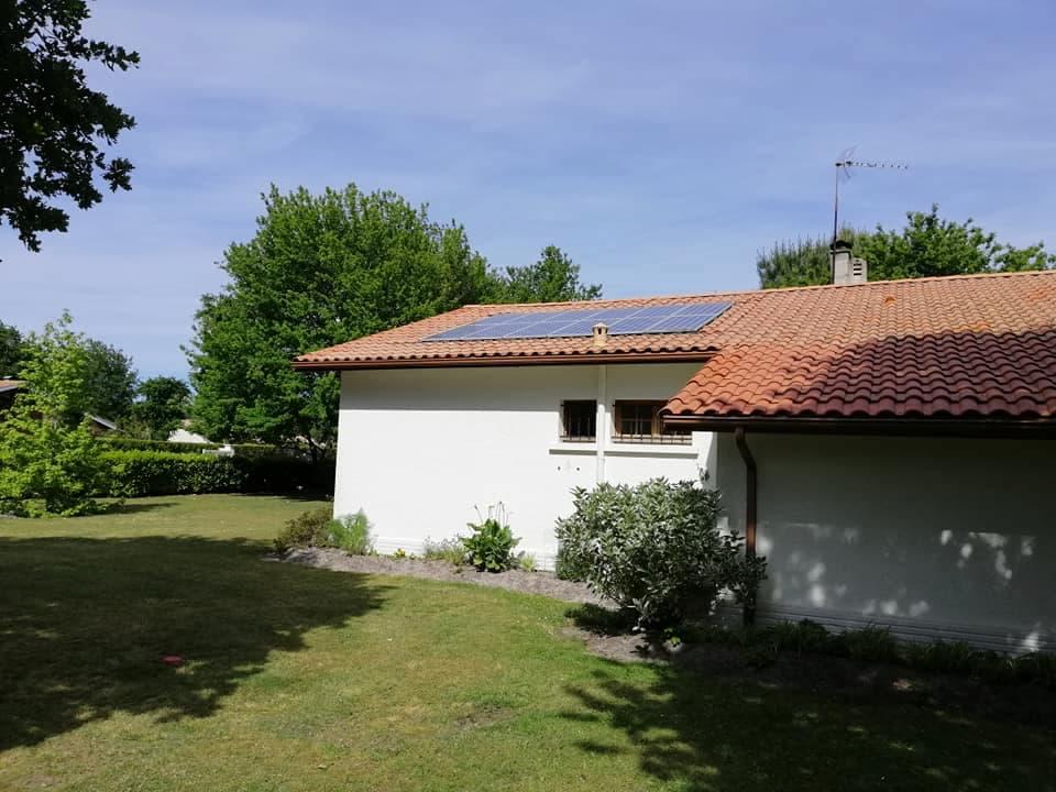 Panneaux Solaires Alphée Énergies